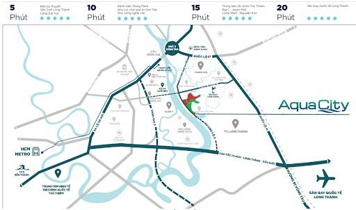 sơ đồ khu đô thị sinh thái