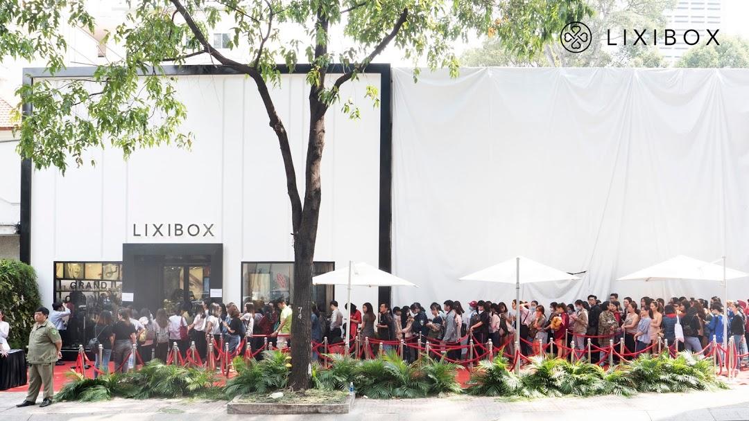 Khai trương Lixibox