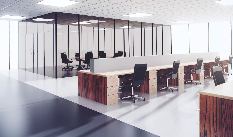 không gian văn phòng ảo