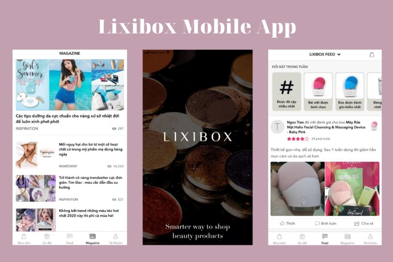 Chuyên mục Lixibox Magazine