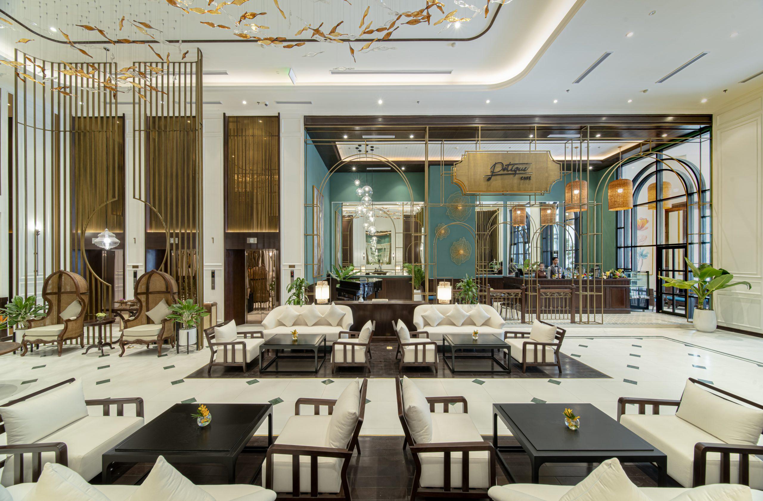 Khách sạn Potique Hotel Nha Trang