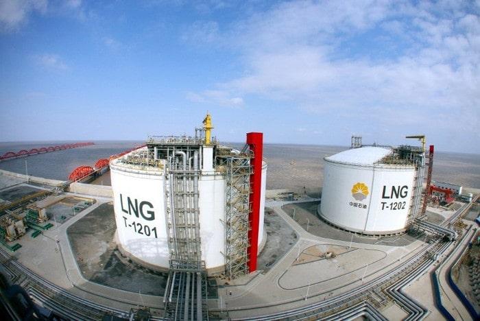 Khí LNG