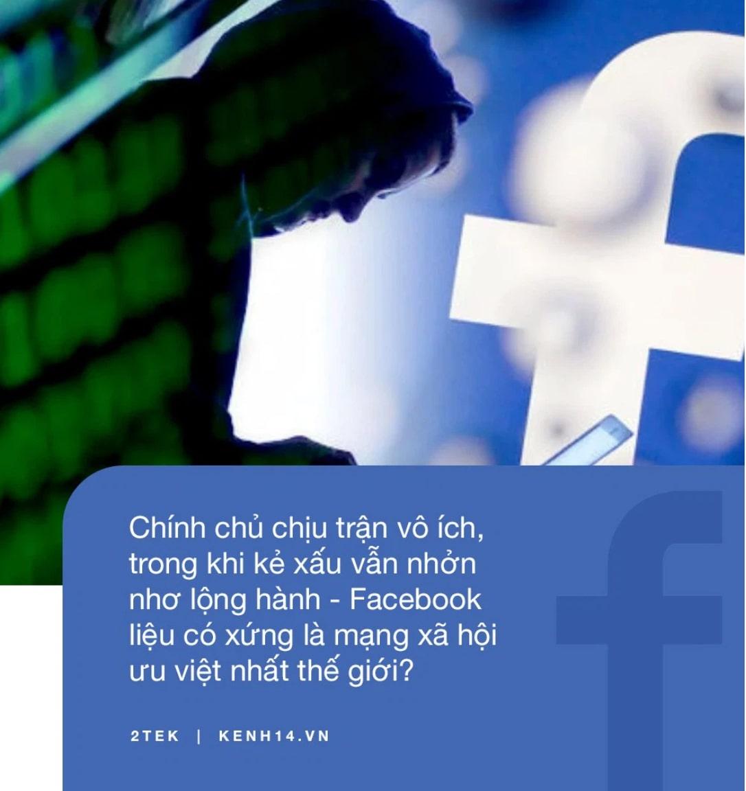 người dùng facebook
